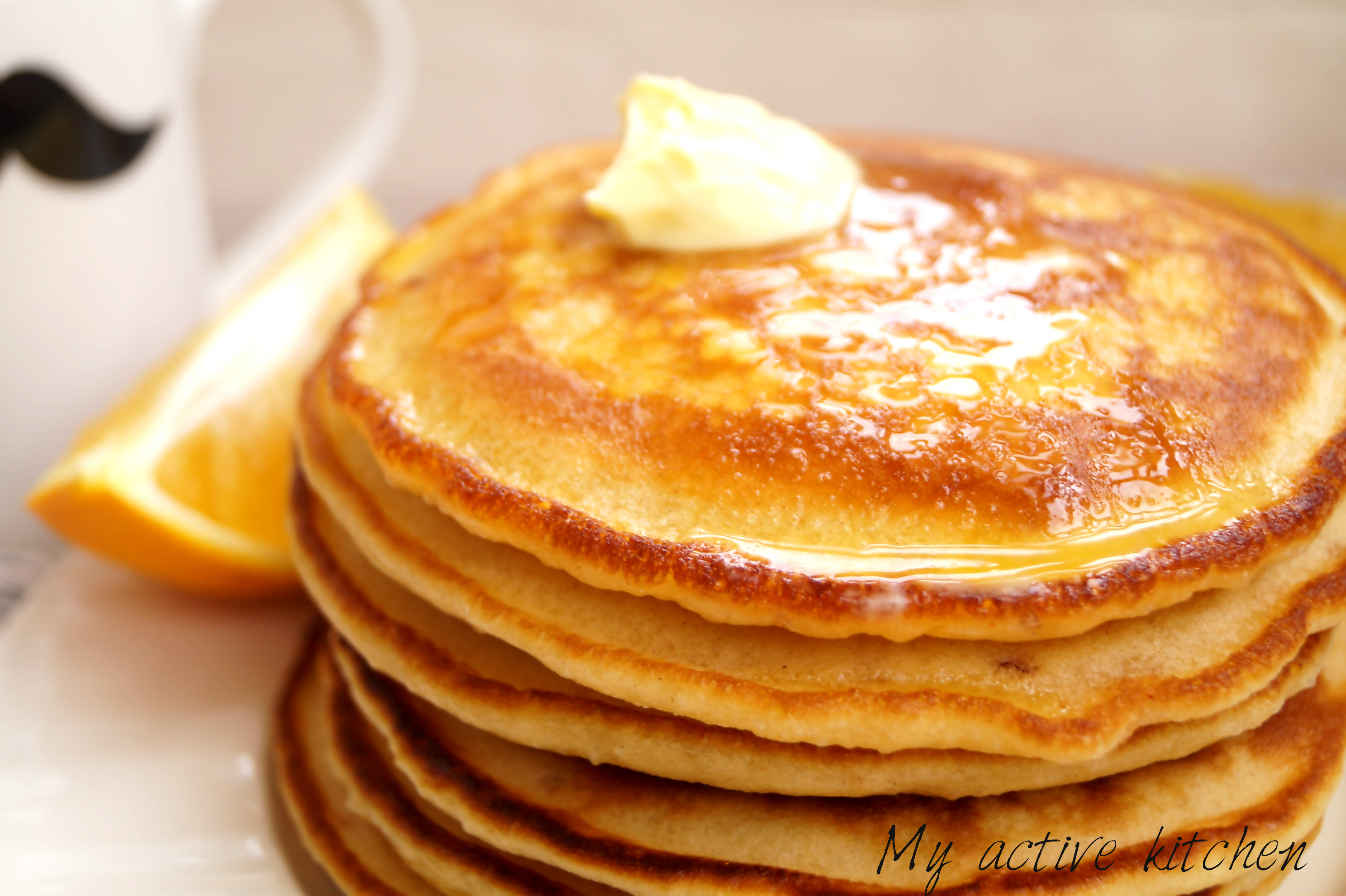 How To Make The Fluffiest Nigerian Pancake Ever My